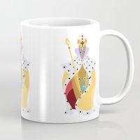 Queen Wolf Mug