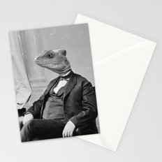 DR. LIZARD Stationery Cards