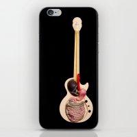 Digestive Guitar iPhone & iPod Skin