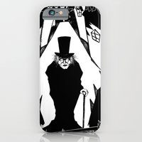 iPhone & iPod Case featuring Dr. Caligari by  Grotesquer