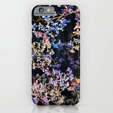 Spring Blossom Dark  iPhone 6s Slim Case