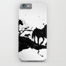 Liquid horses iPhone 6 Slim Case