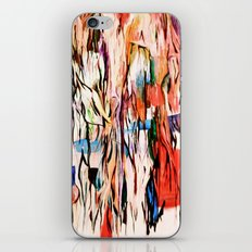 Veins turn into roots iPhone & iPod Skin