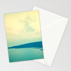 Dreams in Shades of Blue Stationery Cards