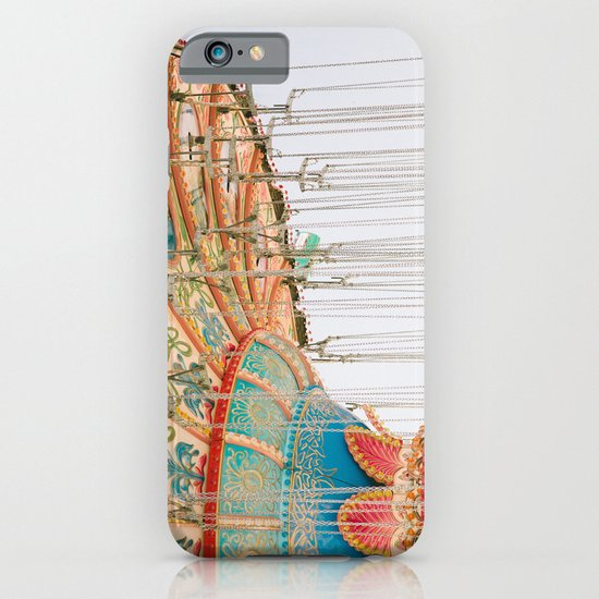 Swing ride iPhone & iPod Case
