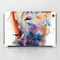 this thing called art is really dangerous iPad Case