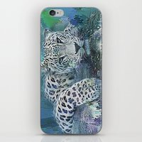 Leopard Abstract iPhone & iPod Skin