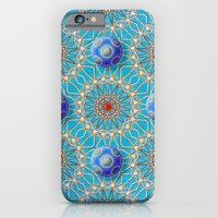 iPhone & iPod Case featuring Empyrean Matrix by Peter Gross