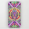 Abstract Journey iPhone & iPod Skin
