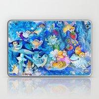 Fairies Cats Laptop & iPad Skin