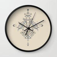 TIOH THREE Wall Clock