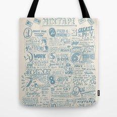 How to make the perfect mixtape Tote Bag