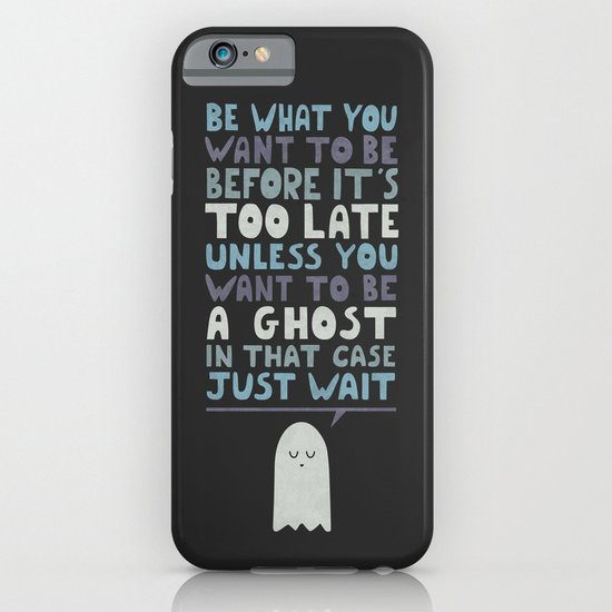 Motivational Speaker iPhone & iPod Case