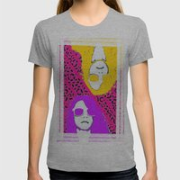 Frame the FAME - Shirane Womens Fitted Tee Athletic Grey SMALL