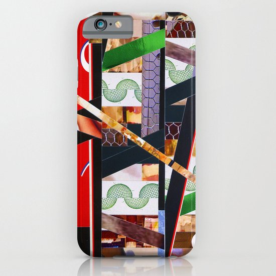 Ruben (stripes 19) iPhone & iPod Case