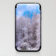 All Dressed In White iPhone & iPod Skin