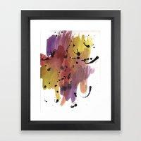 Guilt Framed Art Print