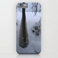 blanket of ice iPhone 6 Slim Case