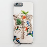 iPhone & iPod Case featuring Birds of Paradise by BTP Designs