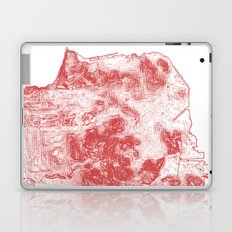 San Francisco Topography  Laptop & iPad Skin