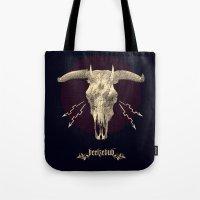 Beelzebub ♆ Tote Bag