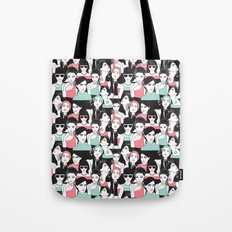 fashion pack Tote Bag