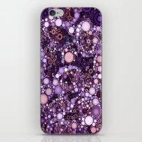 :: Purple Cow :: iPhone & iPod Skin