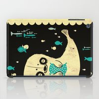 Panda Seal iPad Case