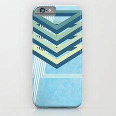 Four Triangles  Slim Case iPhone 6s