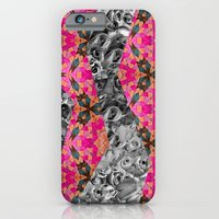 iPhone & iPod Case featuring Geometric Spring by elikourY