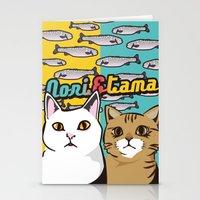 Nori&Tama Stationery Cards