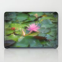 Lilly Pad iPad Case