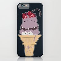 iPhone & iPod Case featuring Baroque Delights by Inque