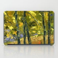 Backlit Aspens iPad Case