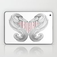 Swan Love Laptop & iPad Skin