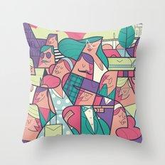 Dolce Vita Throw Pillow