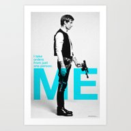 "Han Solo  - ""I Take Or… Art Print"