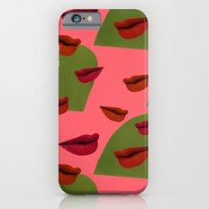 retro lips (2) Slim Case iPhone 6s