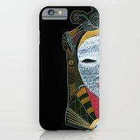 Black MASK iPhone 6 Slim Case