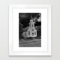 Salem Sabatier I Framed Art Print