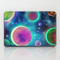 Festive Planets iPad Case