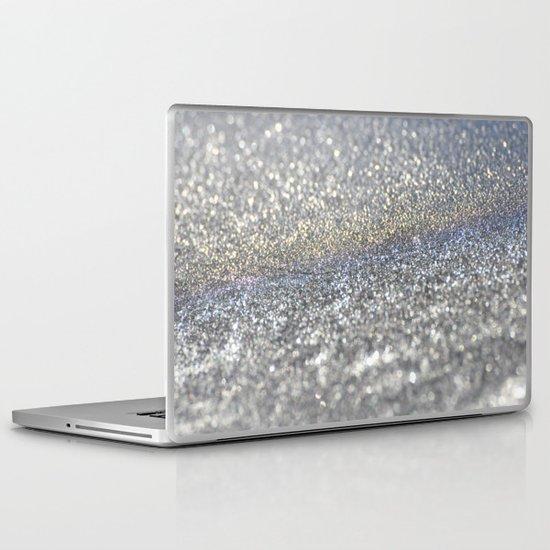 Winter's Bokeh Laptop & iPad Skin