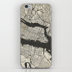 New York - Ink lines iPhone & iPod Skin