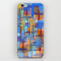 2 am iPhone & iPod Skin
