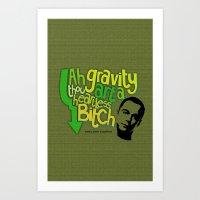 Sheldon Art Print