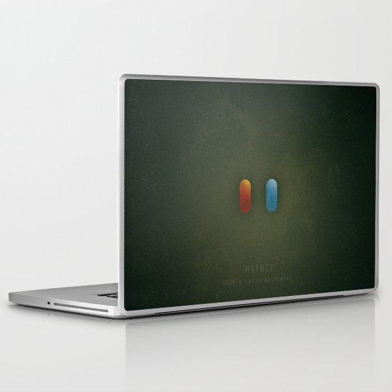SMOOTH MINIMALISM - Matrix Laptop & iPad Skin