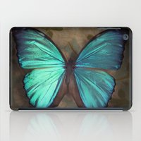 Vintage Butterfly iPad Case