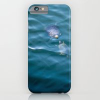 Turtles in love iPhone 6 Slim Case
