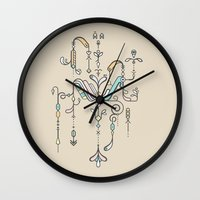 TIOH TWO Wall Clock