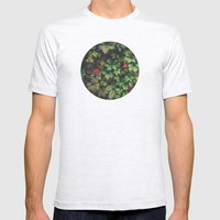 Green creeper Mens Fitted Tee Ash Grey SMALL